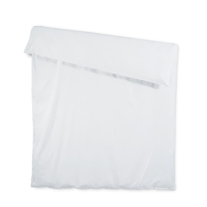 DAMAST Housse couette 376003285445 Couleur Blanc Dimensions L: 210.0 cm x L: 200.0 cm Photo no. 1