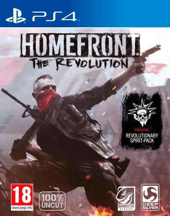 PS4 - Homefront The Revolution Box 785300129897 Bild Nr. 1