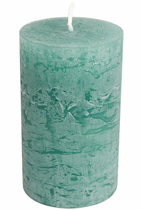 BAL Bougie cylindrique 440582901162 Couleur Vert moyen Dimensions H: 10.0 cm Photo no. 1