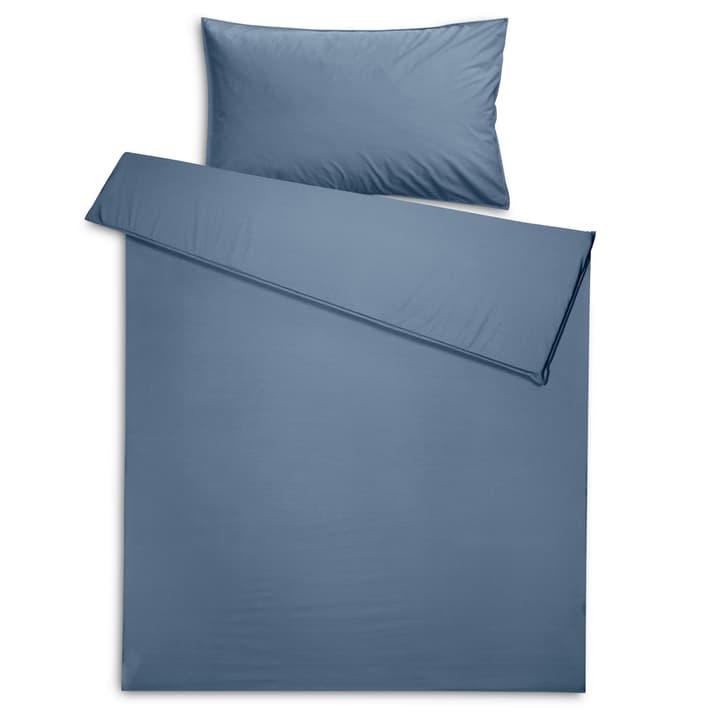 BETRIA Federa per piumino percalle 376024459404 Colore Blu Dimensioni L: 210.0 cm x L: 160.0 cm N. figura 1