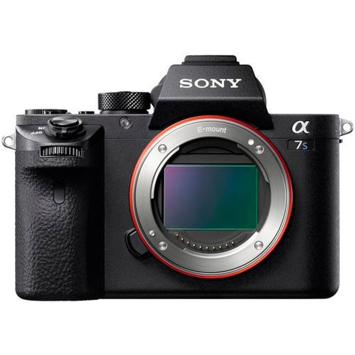 A7S II Import (Englisch) Systemkamera Body Sony 785300127105 Bild Nr. 1