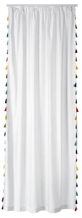 LEONARDO Rideau opaque prêt à poser 430267021893 Couleur Multicouleur Dimensions L: 150.0 cm x H: 250.0 cm Photo no. 1