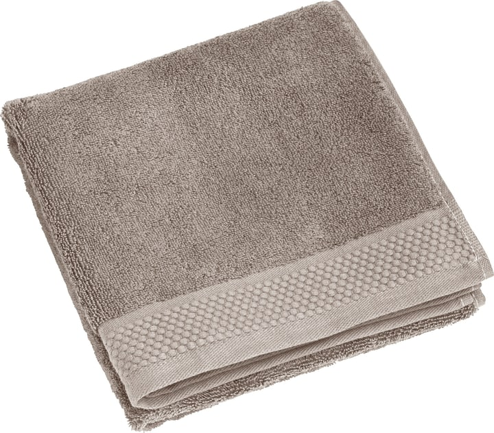 NEVA Essuie-mains 450849720469 Couleur Taupe Dimensions L: 50.0 cm x H: 100.0 cm Photo no. 1