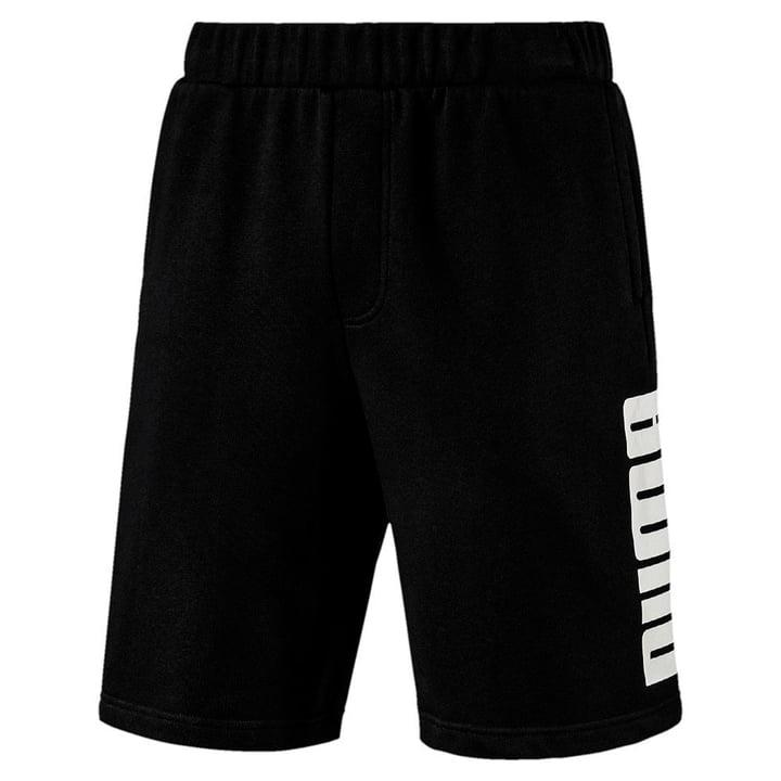 Rebel Sweat Shorts Herren-Shorts Puma 462382000620 Farbe schwarz Grösse XL Bild-Nr. 1
