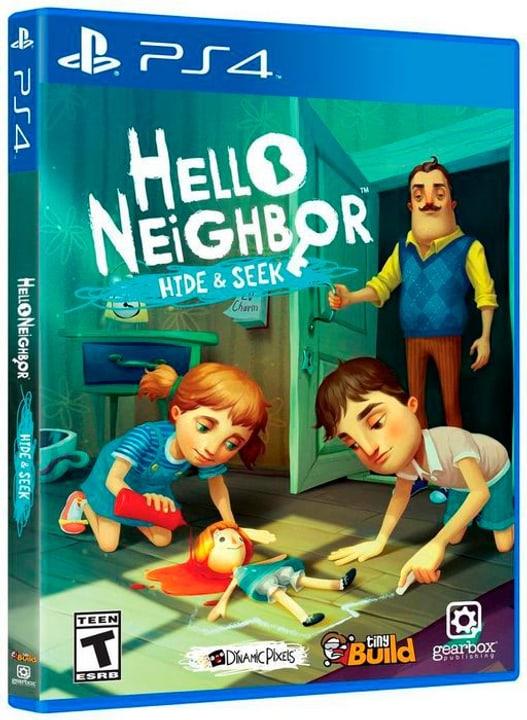 PS4 - Hello Neighbor Hide & Seek D Box 785300139466 Photo no. 1