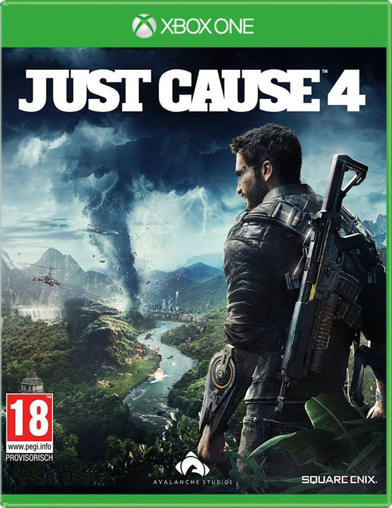 Xbox One - Just Cause 4 (I) Box 785300137780 Langue Italien Plate-forme Microsoft Xbox One Photo no. 1