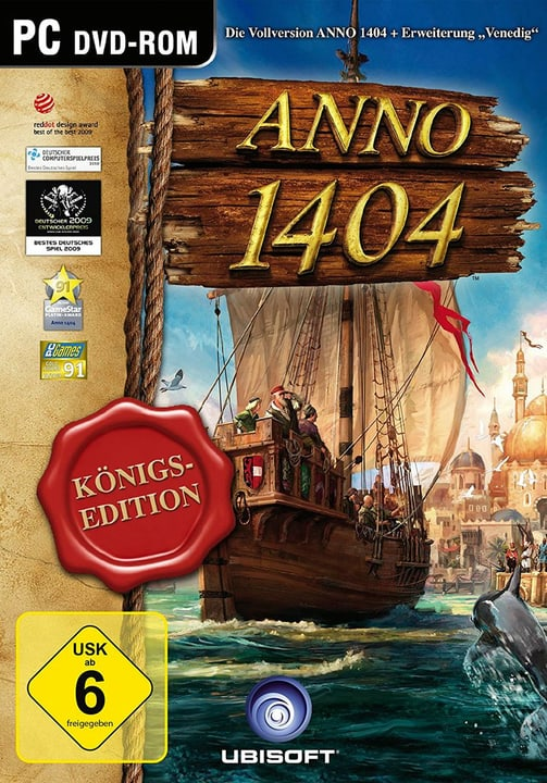 PC - Green Pepper: Anno 1404 Box 785300121638 Bild Nr. 1