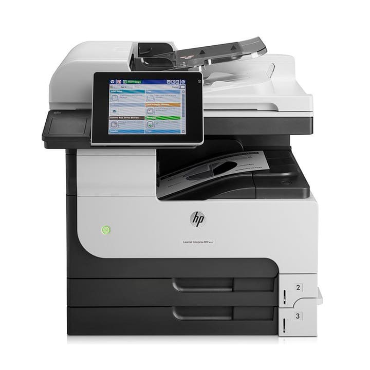 LaserJet Enterprise M725dn / MFP A3 Imprimante multifonction HP 785300125165 Photo no. 1