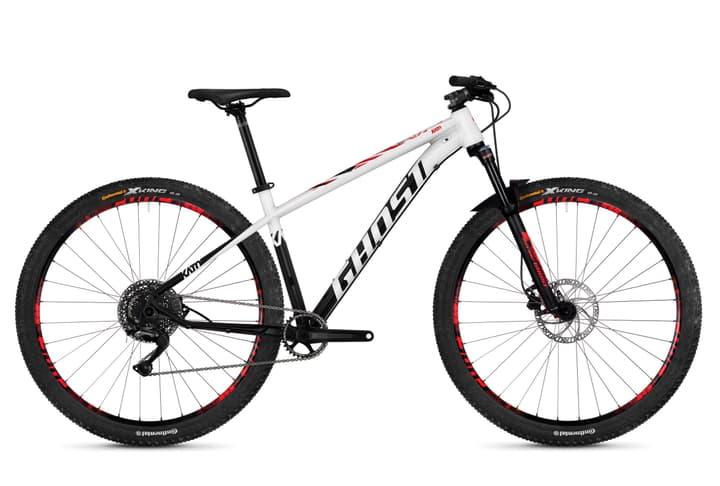 """Kato X4.9 29"""" mountain bike cross country Ghost 464818700310 Dimensioni del telaio S Colore bianco N. figura 1"""