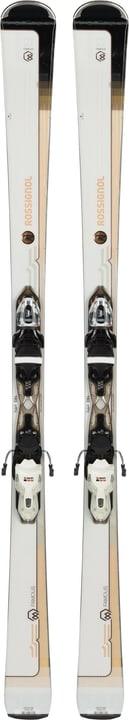Famous 8 inkl. Xpress 11 Set di sci da donna On Piste Rossignol 464301214910 Lunghezza 149 Colore bianco N. figura 1