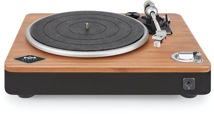Stir It Up Wireless - Signature Black Tourne-disques House of Marley 785300150029 Photo no. 1