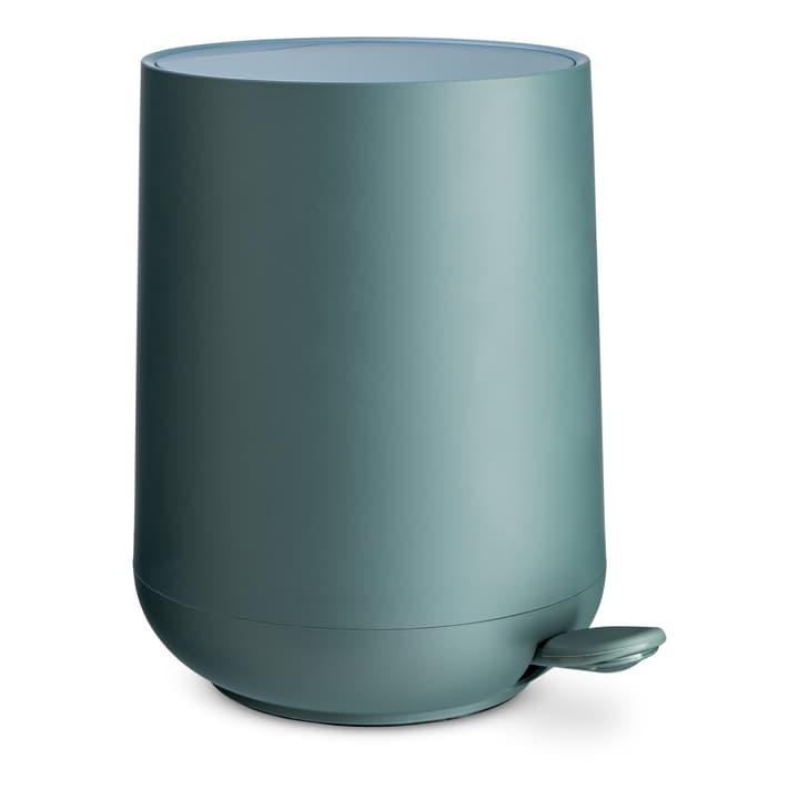 ZONE Treteimer 374140900565 Grösse B: 25.5 cm x T: 24.5 cm x H: 31.0 cm Farbe Petrol Bild Nr. 1