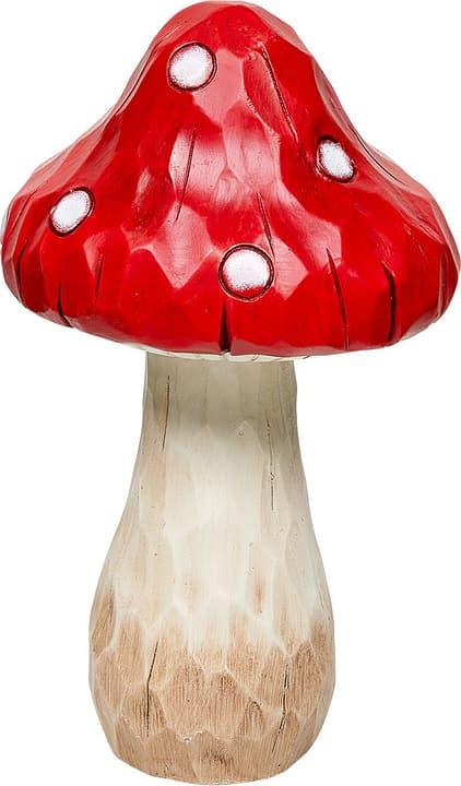 Deco Fungo Do it + Garden 657108500002 Colore Rosso Taglio L: 22.0 cm x L: 19.0 cm x A: 41.0 cm N. figura 1