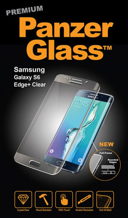 Premium Clear S6 Edge Plus Protection d'écran Panzerglass 785300134488 Photo no. 1