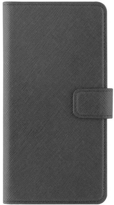 Wallet Case schwarz Hülle XQISIT 798601700000 Bild Nr. 1