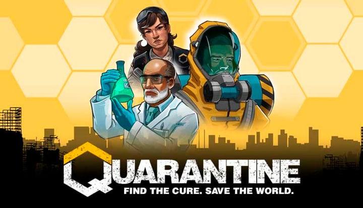 PC - Quarantine Digital (ESD) 785300133603 Bild Nr. 1