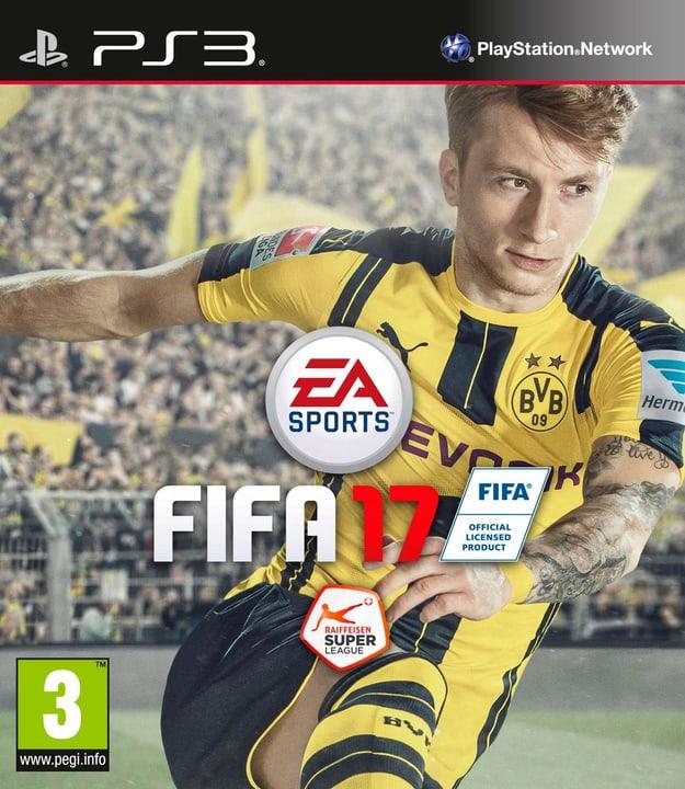 PS3 - FIFA 17 Box 785300121176 Photo no. 1