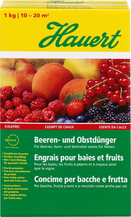 Beeren- und Obstdünger, 1 kg Hauert 658202200000 Bild Nr. 1