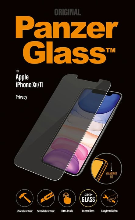 Display Glass Standart Fit Protection d'écran Panzerglass 785300152162 Photo no. 1