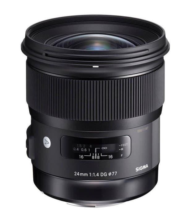 24mm F/1.4 DG HSM Art objectif pour Canon Objectif Sigma 785300126166 Photo no. 1