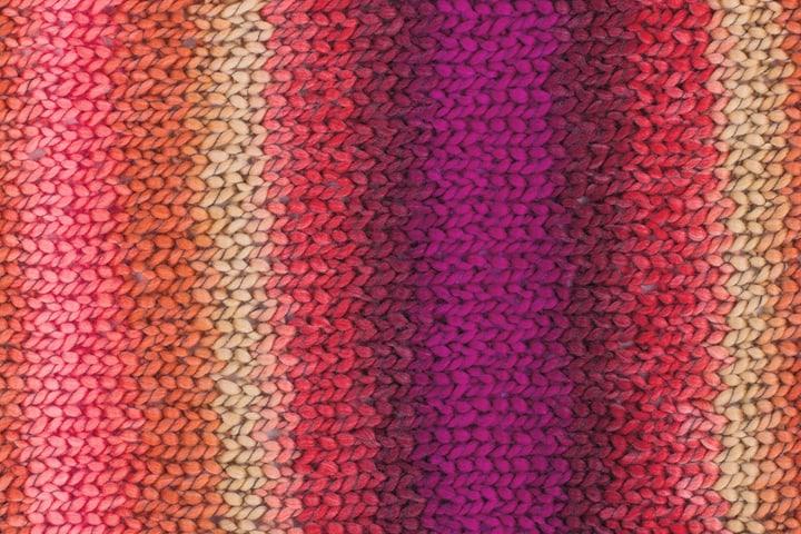 Laine Perla multicolor Gründl 665487000030 Couleur Violet Photo no. 1