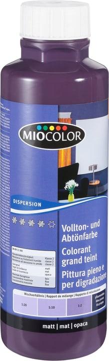 Pittura pieno e per digradazione Miocolor 676776200000 Colore Blu prugna Contenuto 500.0 ml N. figura 1
