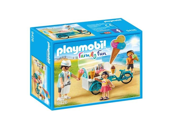 Playmobil Marchand de glaces et triporteur 746097100000 Photo no. 1