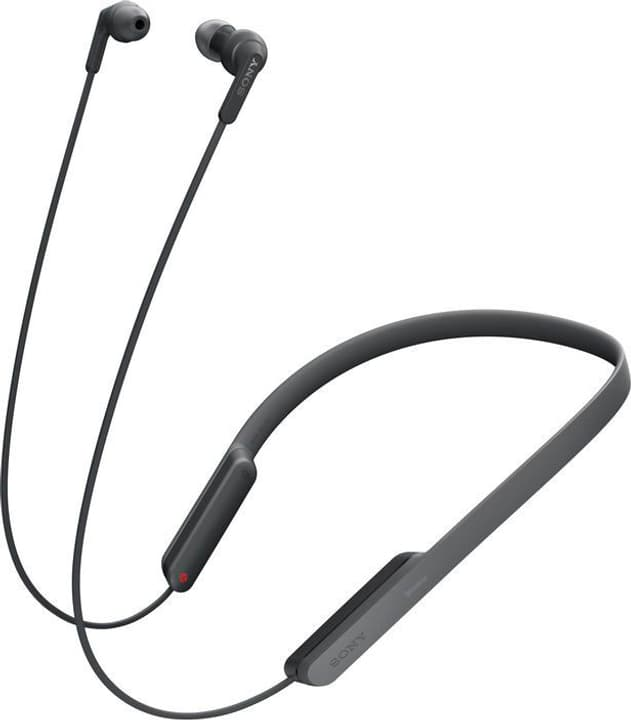 MDR-XB70BT - Noir Casque In-Ear Sony 785300123598 Photo no. 1