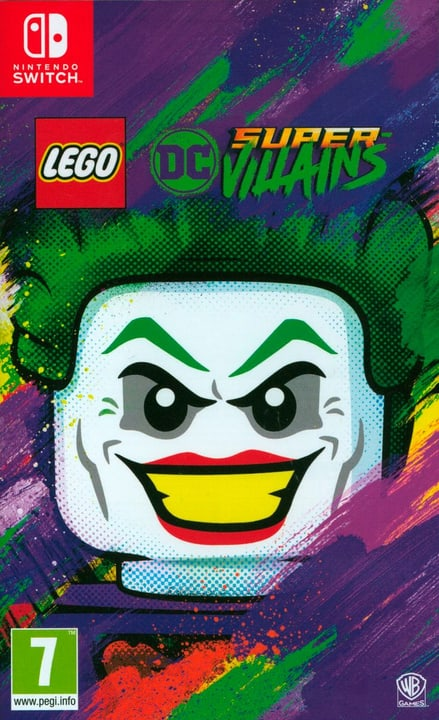 NSW - LEGO DC Super-Villains (D/F) Box 785300136808 Bild Nr. 1