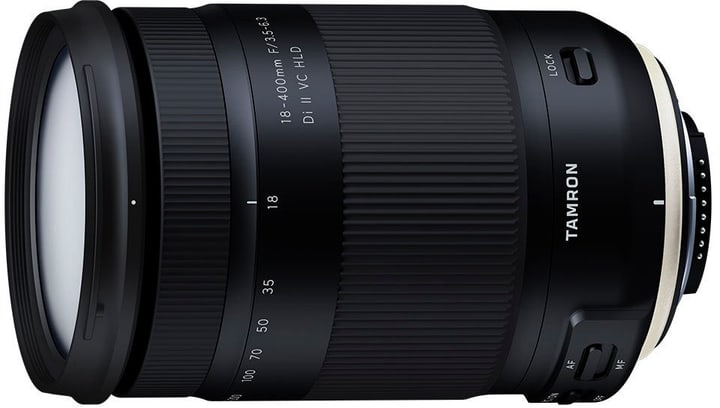 AF 18-400mm f/3.5-6.3 Di II Nikon Objectif Tamron 785300143912 Photo no. 1