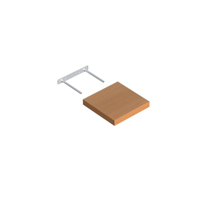 Mensola Design legno faggio velano 606077400000 N. figura 1
