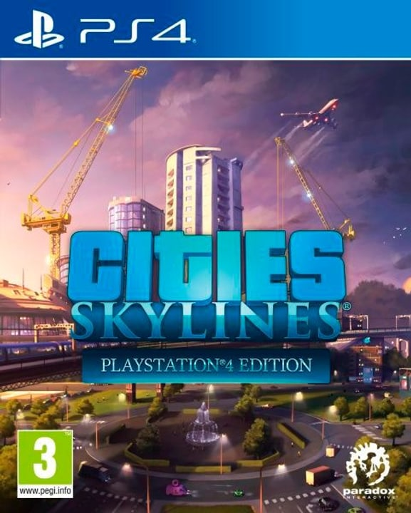 PS4 - Cities: Skylines Physisch (Box) 785300128893 Bild Nr. 1