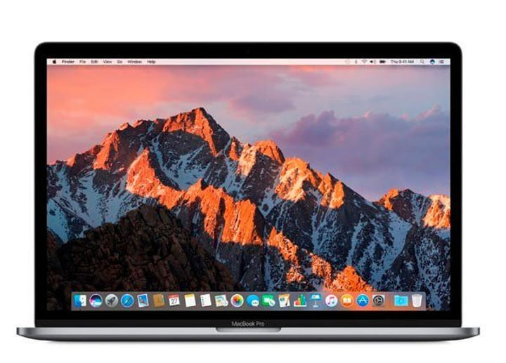 "CTO MacBookPro TB 2.7GH i715""16GB 1TBSSD 455 sgray Apple 79817170000016 Bild Nr. 1"