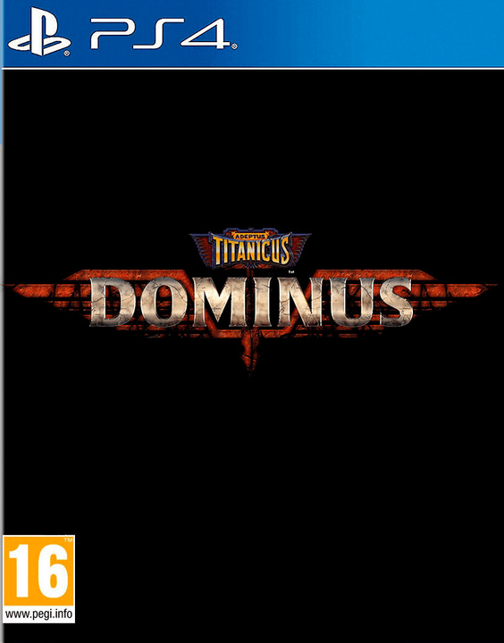 PS4 - Warhammer 40,000: - Adeptus Titanicus: Dominus D Box 785300137819 Photo no. 1