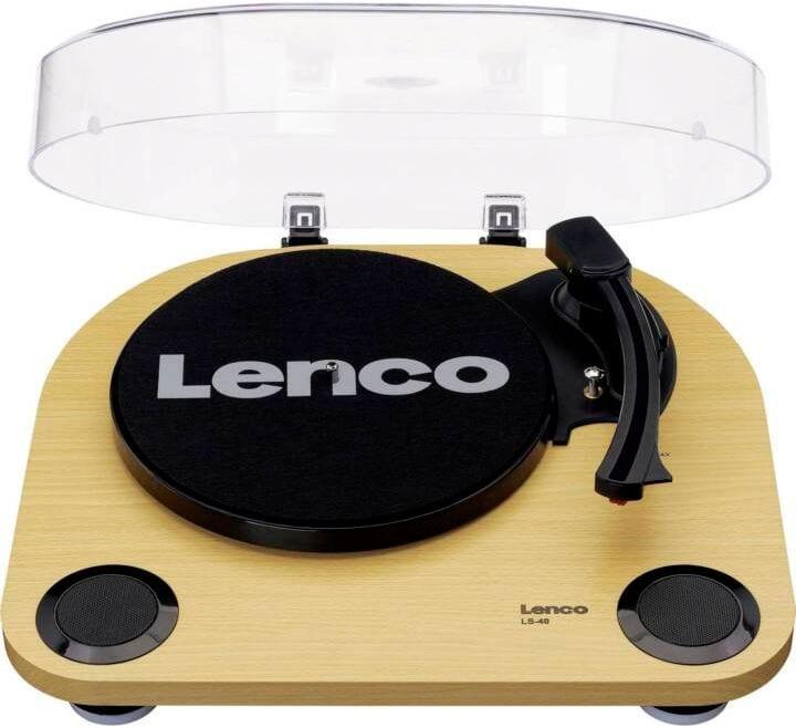 LS-40 - Holz Plattenspieler Lenco 785300148625 Bild Nr. 1