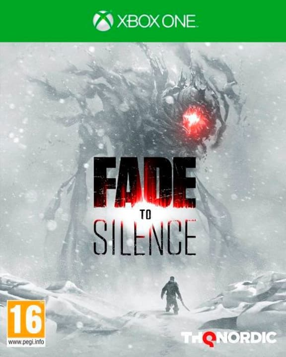 Xbox One - Fade to Silence F Box