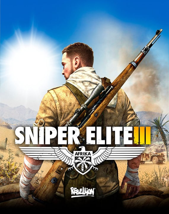 PC - Sniper Elite 3 Download (ESD) 785300133718 Bild Nr. 1