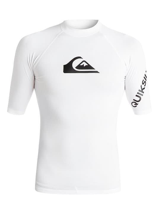 ALL TIME SS T-shirt de surf pour homme Quiksilver 462140700310 Couleur blanc Taille S Photo no. 1