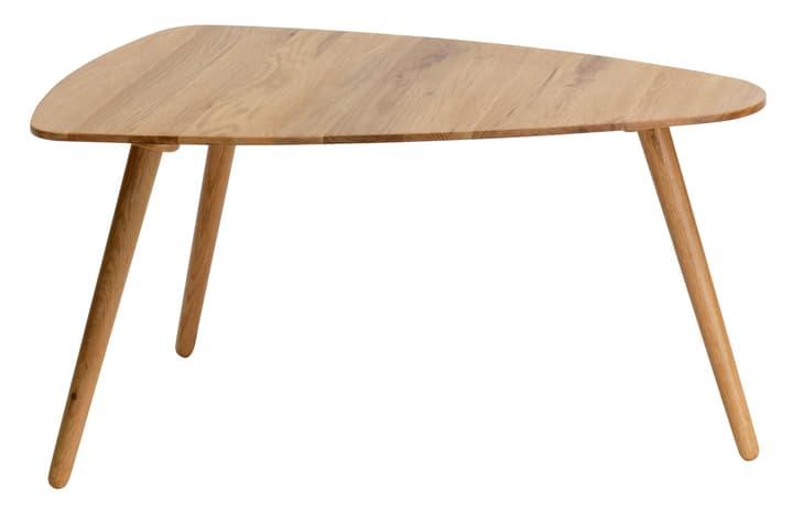 SINGER Tavolino da salotto 402133610085 Dimensioni L: 85.0 cm x P: 55.0 cm x A: 42.0 cm Colore Quercia N. figura 1