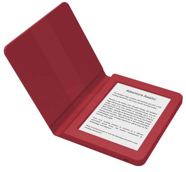 Saga rot eBook-Reader Bookeen 785300137947 Bild Nr. 1