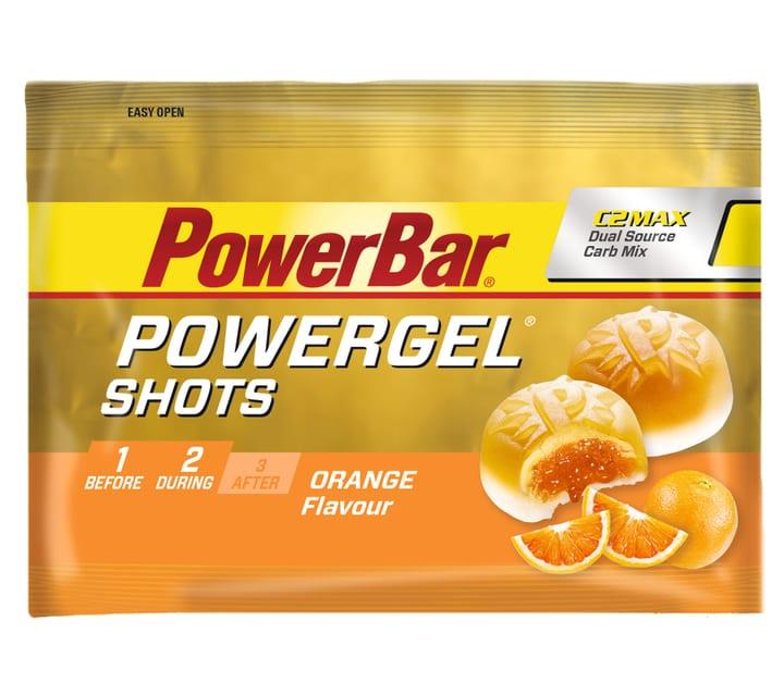 Powergel Shots Fruchgummi Powerbar 471973003193 Couleur multicolore Goût Orange Photo no. 1