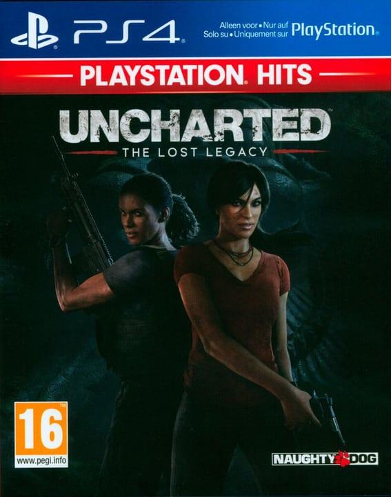 PS4 - PlayStation Hits: Uncharted Lost Legacy Box 785300147800 Bild Nr. 1