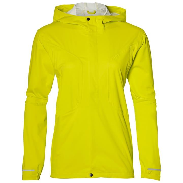 ACCELERATE JACKET Veste pour homme Asics 470145500455 Couleur jaune néon Taille M Photo no. 1