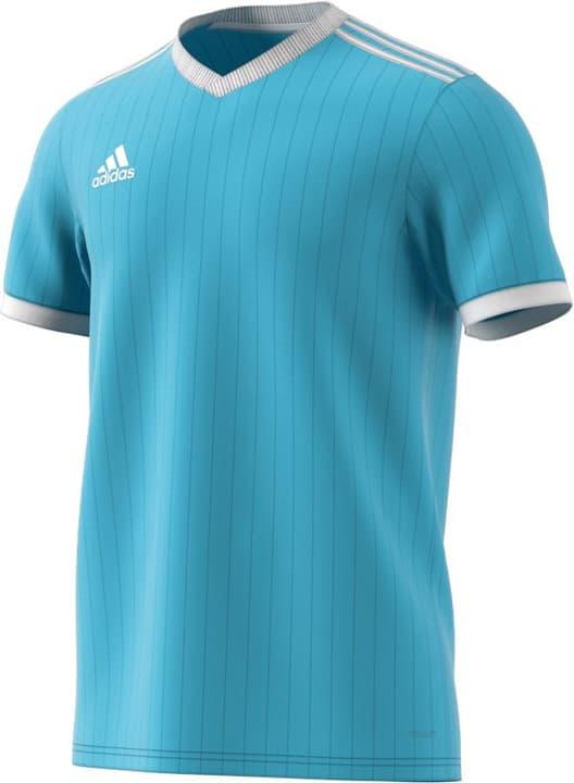 Tabela 18 Shirt de football pour homme Adidas 498278900341 Couleur bleu claire Taille S Photo no. 1