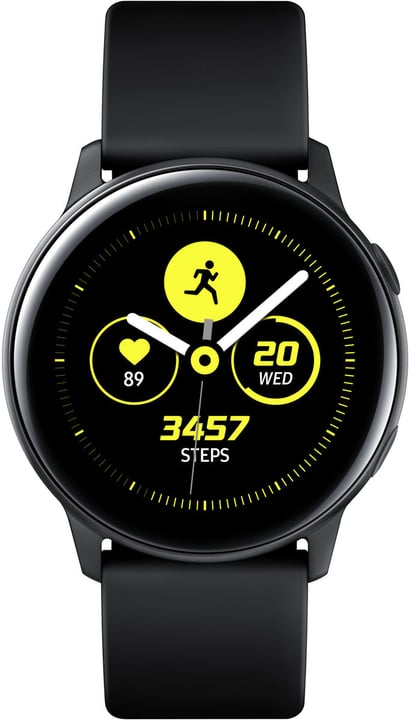 Galaxy Watch Active schwarz 40mm Bluetooth Smartwatch Samsung 798478800000 Bild Nr. 1