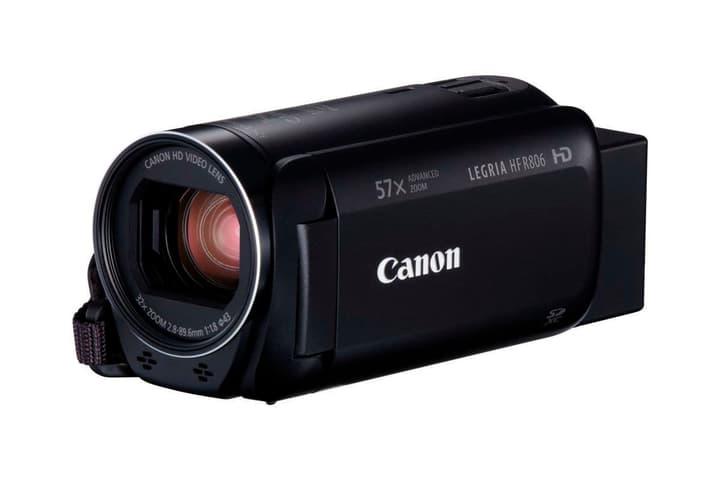LEGRIA HF-R806 Black Essential Kit Canon 793825600000 N. figura 1