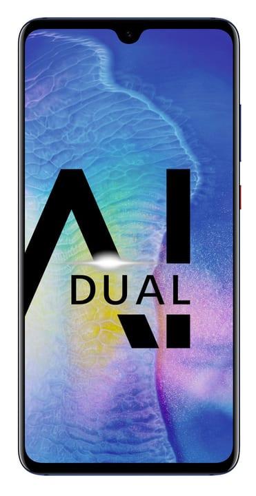 Mate20 Dual SIM 128GB Midnight Blue Smartphone Huawei 785300139637 Bild Nr. 1