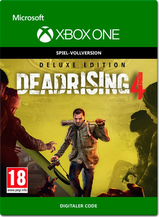 Xbox One - Dead Rising 4: Deluxe Edition Digital (ESD) 785300137301 N. figura 1