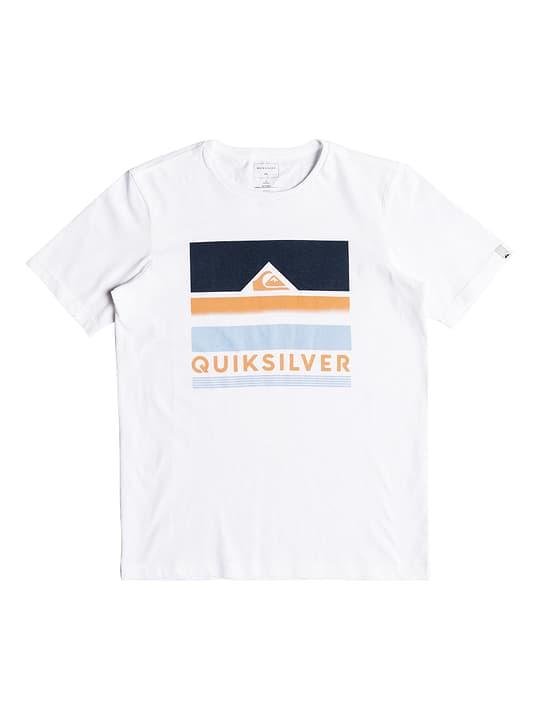 Shirt pour garçon Quiksilver 464552416410 Couleur blanc Taille 164 Photo no. 1