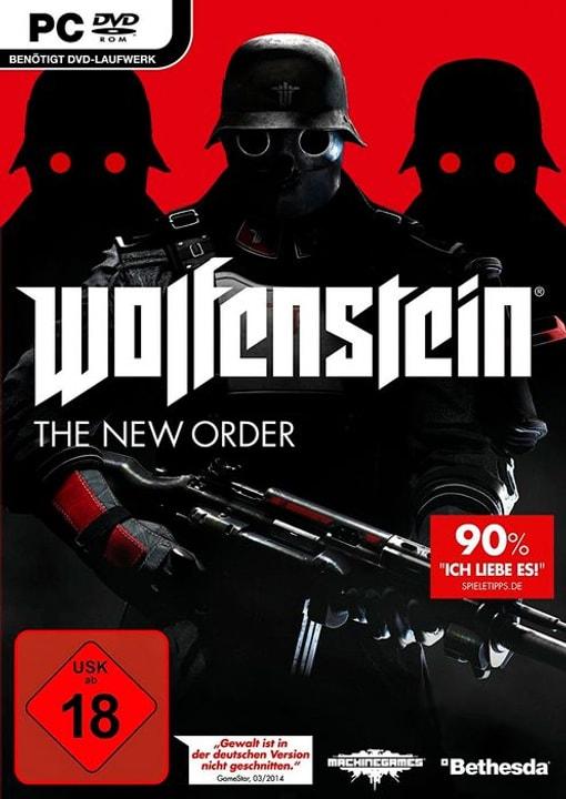 PC - Wolfenstein - The New Order D Box 785300142113 Photo no. 1